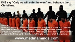 isis belief christians