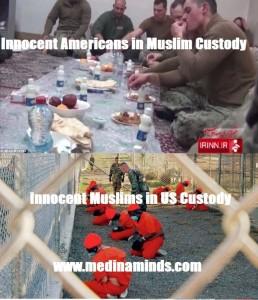 american in custody muslim in custody