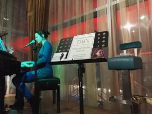 Caffe Concerto Joanna Bradshaw Live music