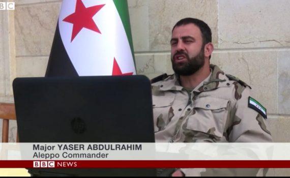 BBC Aleppo